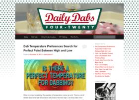 dailydabs420.com