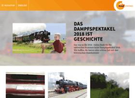 dampfspektakel.info