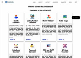 datafakegenerator.com
