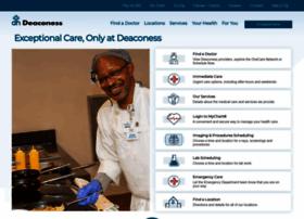deaconess.com