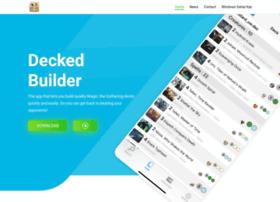 deckedbuilder.com