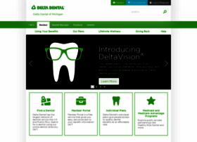 deltadentalmi.com
