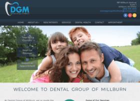 dentalgroupofmillburn.com