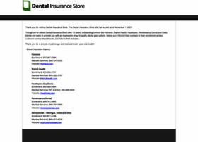 dentalinsurancestore.com
