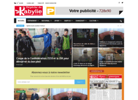 depechedekabylie.com