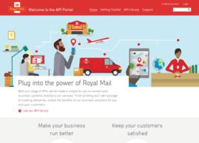 developer.royalmail.net