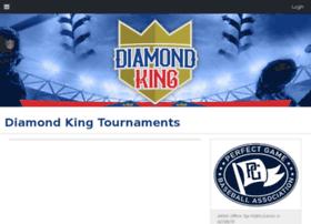 diamondkingtournaments.com