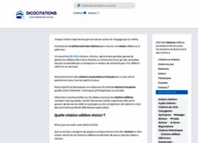 dicocitations.com
