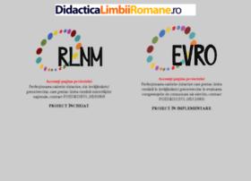 didacticalimbiiromane.ro