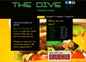 dineatthedive.com