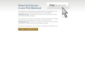 directcardaccess.com