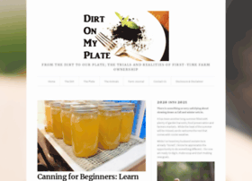 dirtonmyplate.com