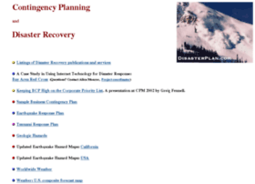 disasterplan.com