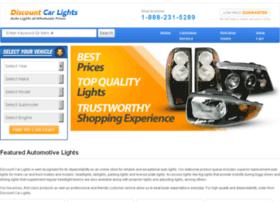 discountcarlights.com