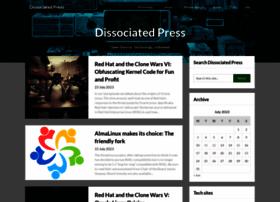 dissociatedpress.net
