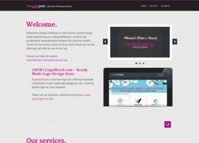 distinctivedesignsolutions.com