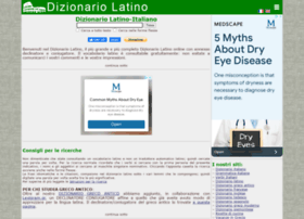 dizionario-latino.com