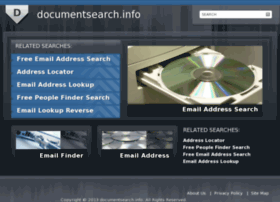 documentsearch.info