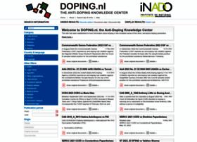 doping.nl