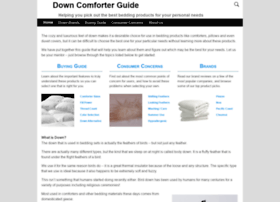 downcomforterguide.com