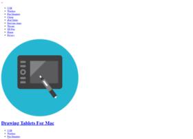 drawingtabletsformac.com