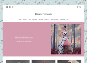 dreampetticoats.co.uk