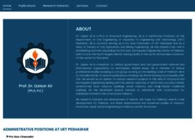 drqaisarali.com