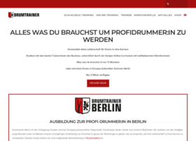 drumtrainerberlin.com