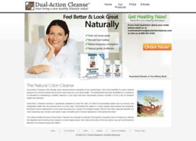 dualactioncleanse.com