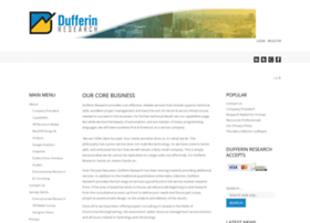 dufferinresearch.com