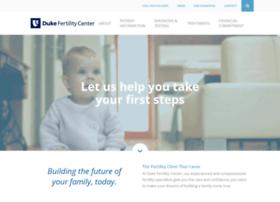 dukefertilitycenter.org