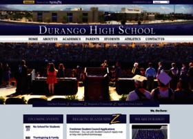 durangohighschool.net