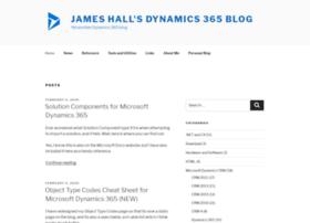 dynamicscrm.blog