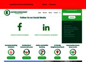 easternsavingsbank.com