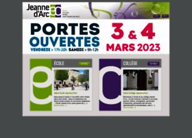 ec-jeannedarc.fr