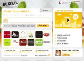 ecater.com.au