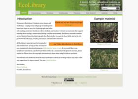 ecolibrary.org