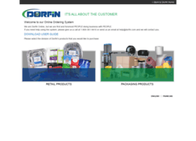ecom.dorfin.com