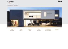 ecosting.cordell.com.au