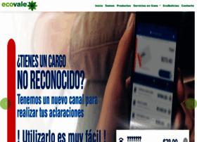 ecovale.com.mx