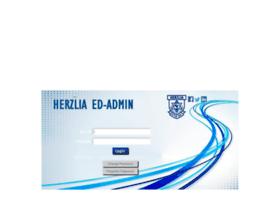 edadmin.herzlia.com
