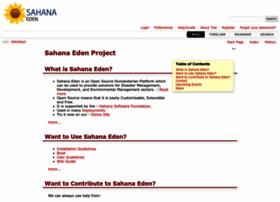 eden.sahanafoundation.org