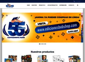edicionesbob.com.mx