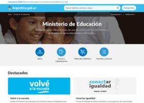 educacion.gob.ar