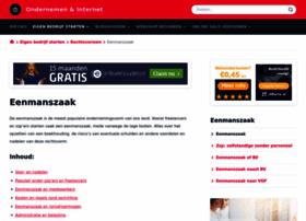eenmanszaakoprichten.nl