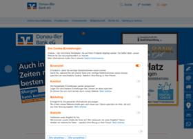ehinger-volksbank.de