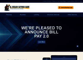 eldoradosavingsbank.com