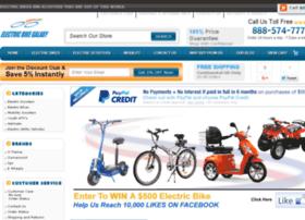 electricbikegalaxy.com