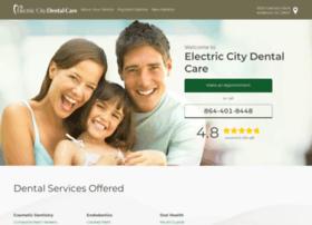 electriccitydentalcare.com