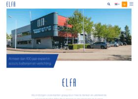 elfa.nl